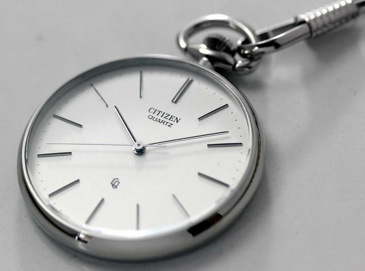シチズン懐中時計