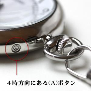 4時方向にあるAボタン