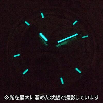 EPOS(エポス) フルスケルトン懐中時計 2003asl 蓄光画像