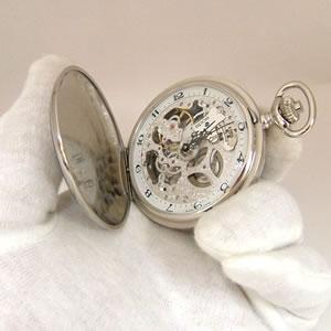 エポス スケルトン 時計