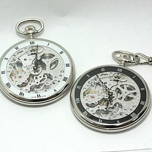 >ラインがブラックのエポス懐中時計もございます。詳しくはこちらをご覧下さい。