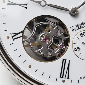 エポスの懐中時計のハートビート