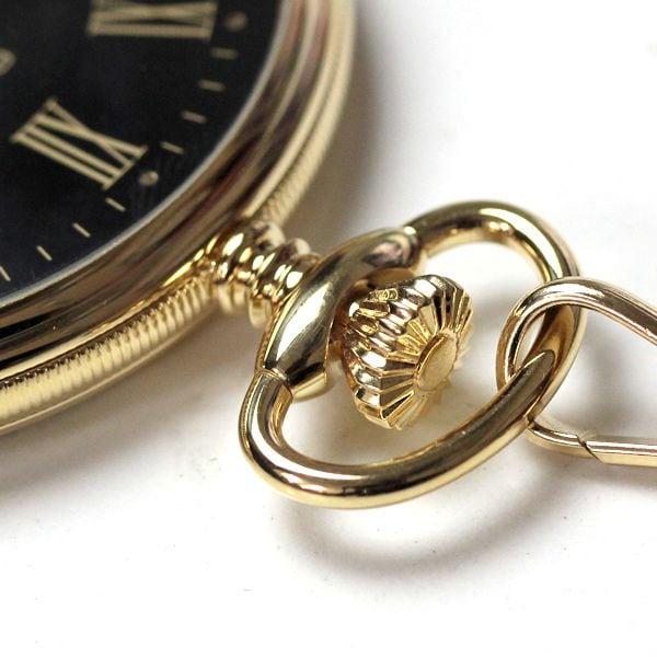 エポス懐中時計 リューズ部分