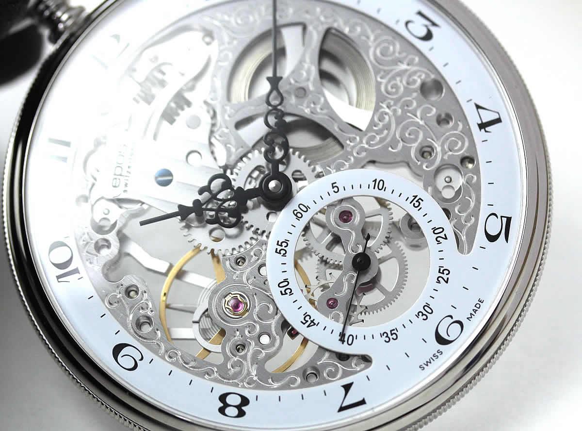 エポス懐中時計 2121r