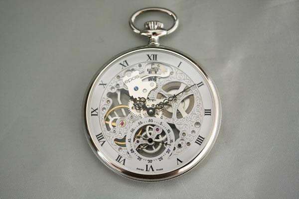 人気懐中時計 エポス 2121r