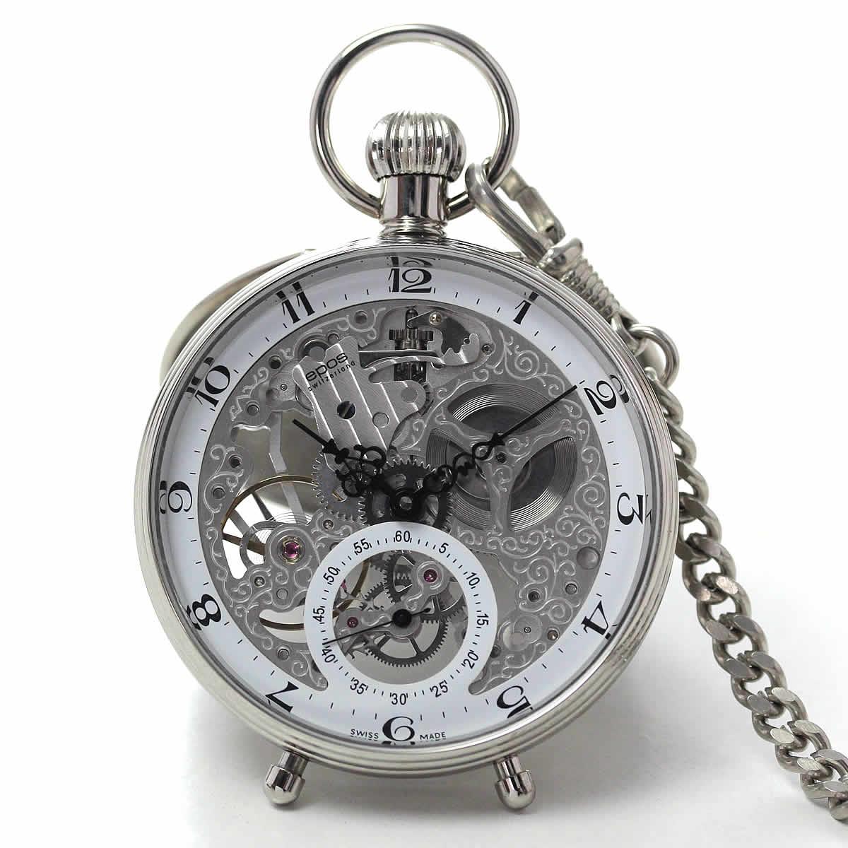 エポス 懐中時計