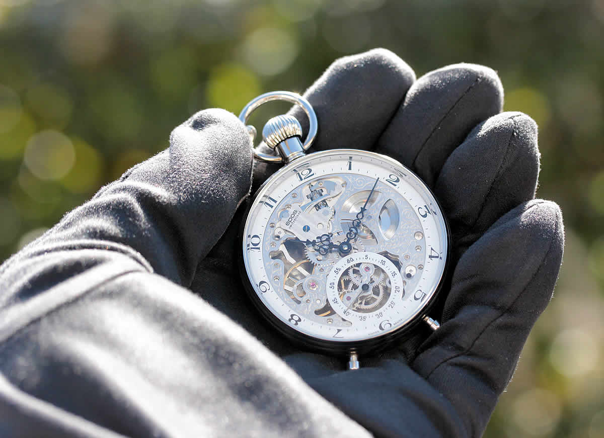 スイス製ブランド EPOS 時計
