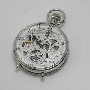 エポス 懐中時計 表面