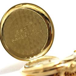 蓋のあるハンターケースの懐中時計