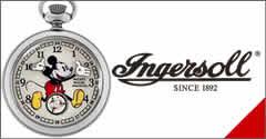 インガソール(INGERSOLL)ディズニーミッキーマウス 時計