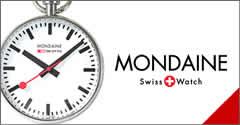 MONDAINE(モンディーン)懐中時計