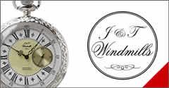 ウィンドミルズ時計 Windmills Pocketwatch