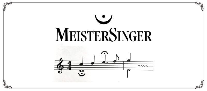 マイスタージンガー 時計ブランド ロゴ説明