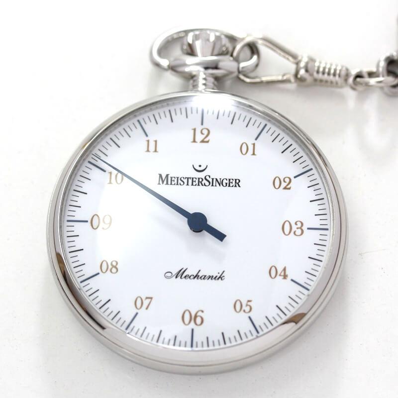 世界限定150本の懐中時計 手巻き式 マイスタージンガー(meister singer) tm2010a