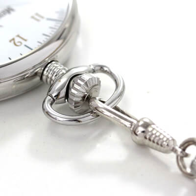 懐中時計のリューズ