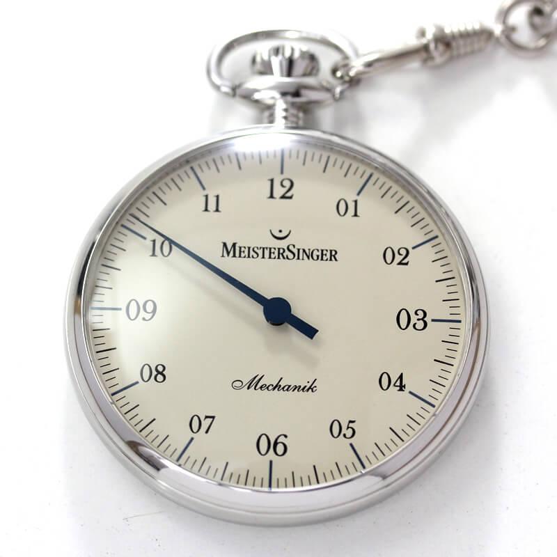 世界限定150本の懐中時計 手巻き式 マイスタージンガー(meister singer) tm2010b