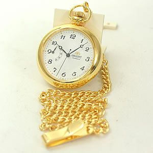 ORIENT 懐中時計