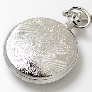 エアロ 懐中時計 手巻き