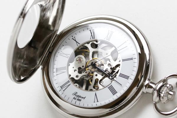 ラポート懐中時計