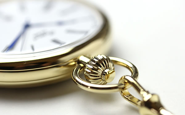 懐中時計 かんの部分