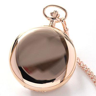 rapport(ラポート) 懐中時計 スモールセコンド 両蓋 手巻き式懐中時計 pw12