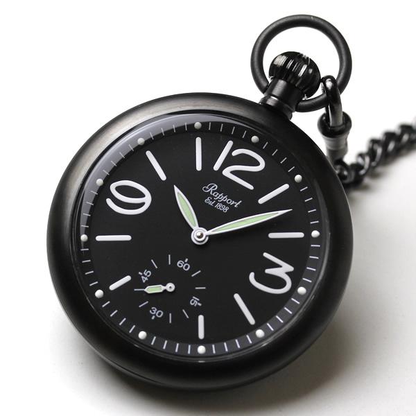 ラポート懐中時計 pw35