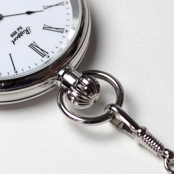 ラポート懐中時計 クォーツ薄型のイメージ