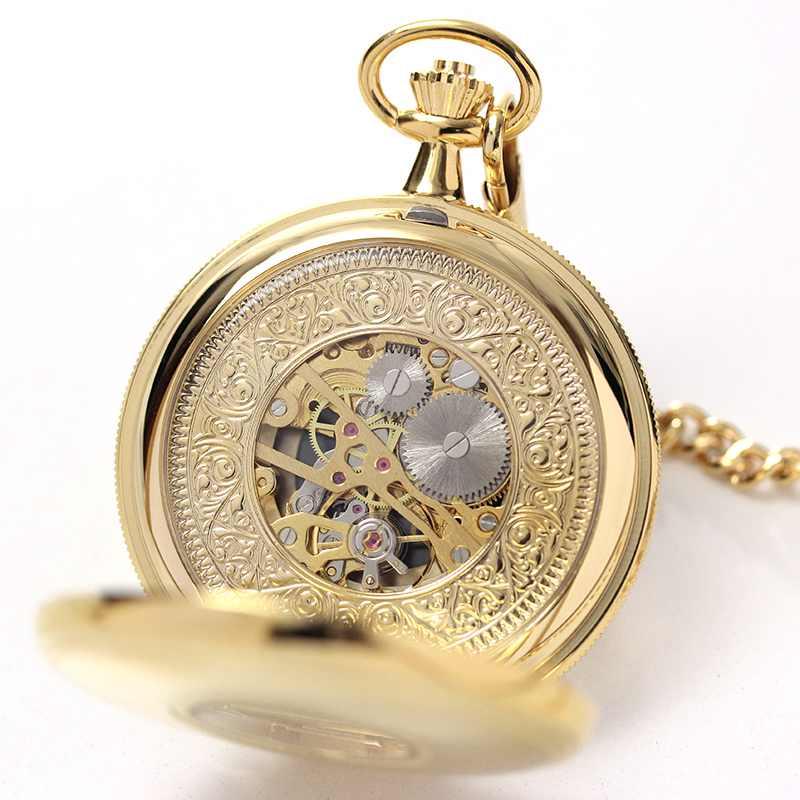 ロイヤルロンドン(ROYAL LONDON) 懐中時計 90029-02 9808046 手巻き式 蓋付き ふたつき スケルトン