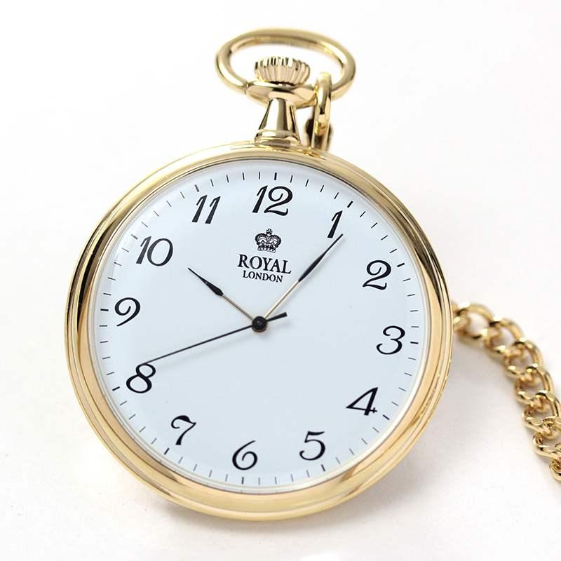 ROYAL LONDON(ロイヤルロンドン) クォーツ懐中時計 90014-02