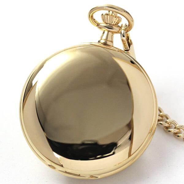 懐中時計 鏡面仕上げ