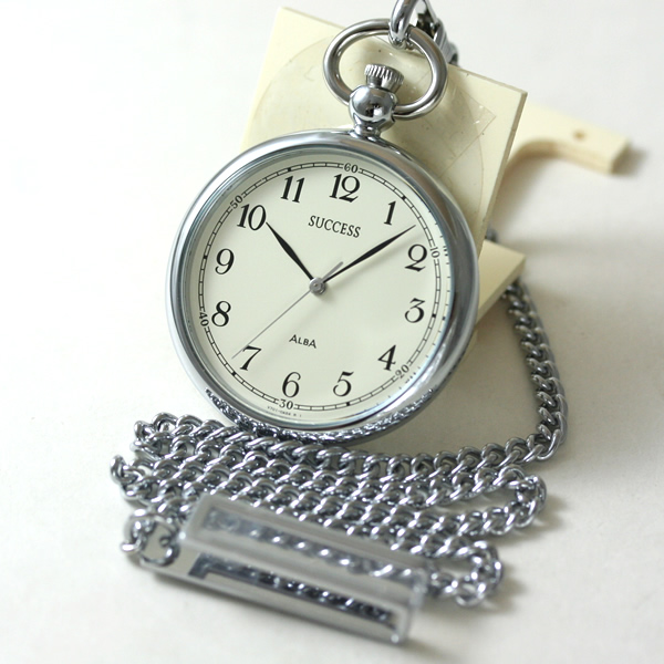 セイコーALBA懐中時計AABT063