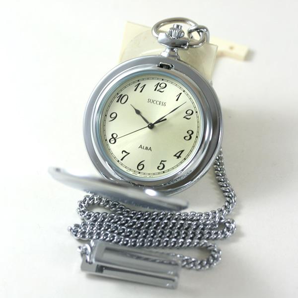 セイコーALBA懐中時計AABW149