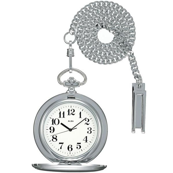 アルバ懐中時計 リキワタナベ コレクション AQBT029