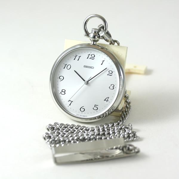 セイコー懐中時計 クォーツ式 SAPB003