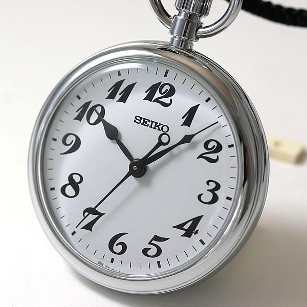 セイコー鉄道時計 退職祝品にもおすすめです