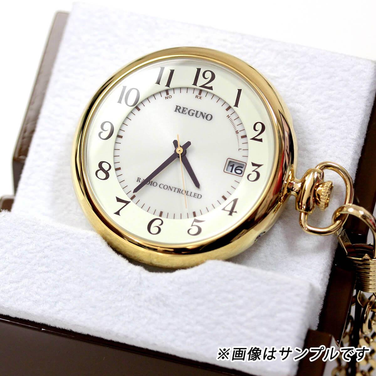 懐中時計を置いたイメージ シチズン citizen kl7-922-31 ゴールドカラー