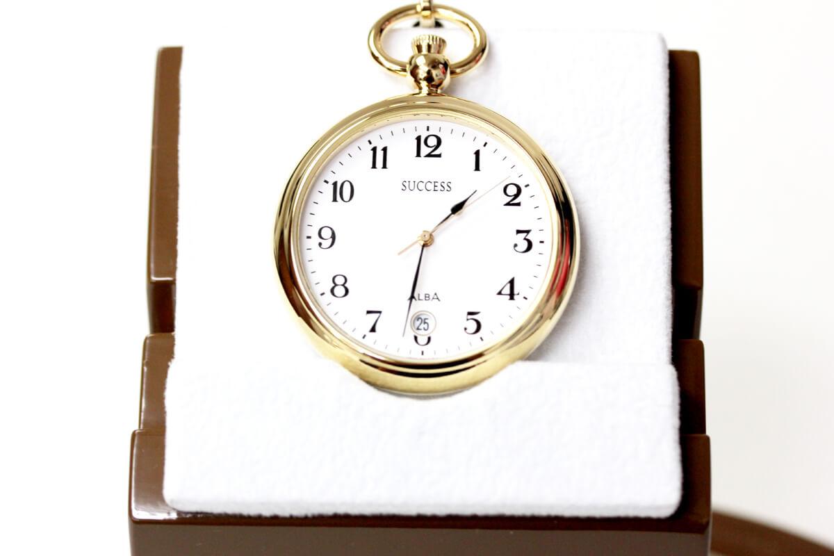 セイコー アルバ 懐中時計 aabu004