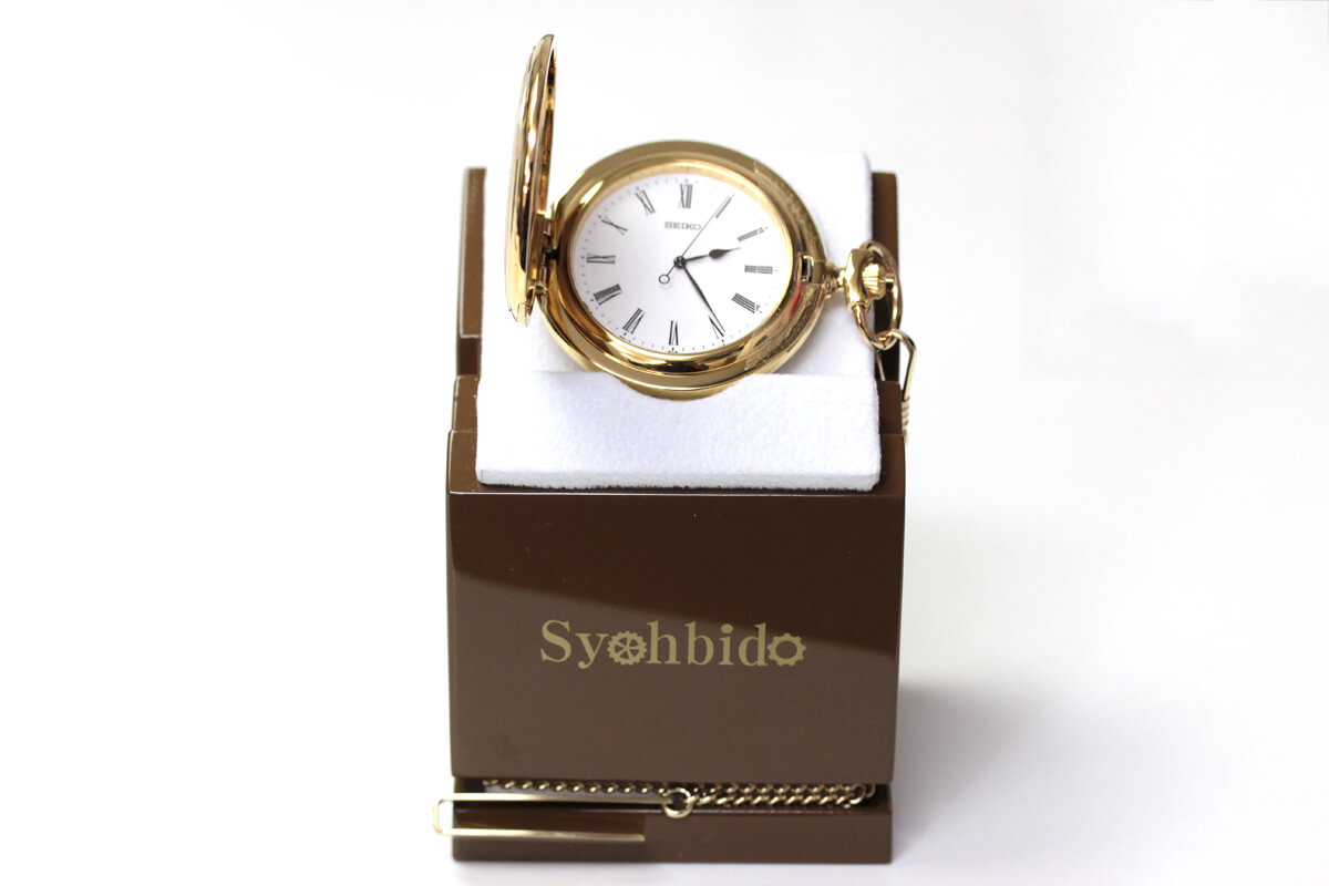 セイコー 懐中時計 sapq004