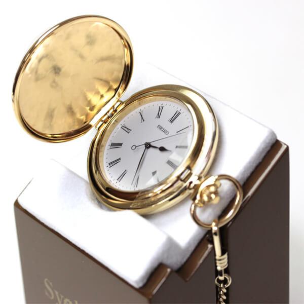 セイコー 懐中時計 スタンド イメージ画像1