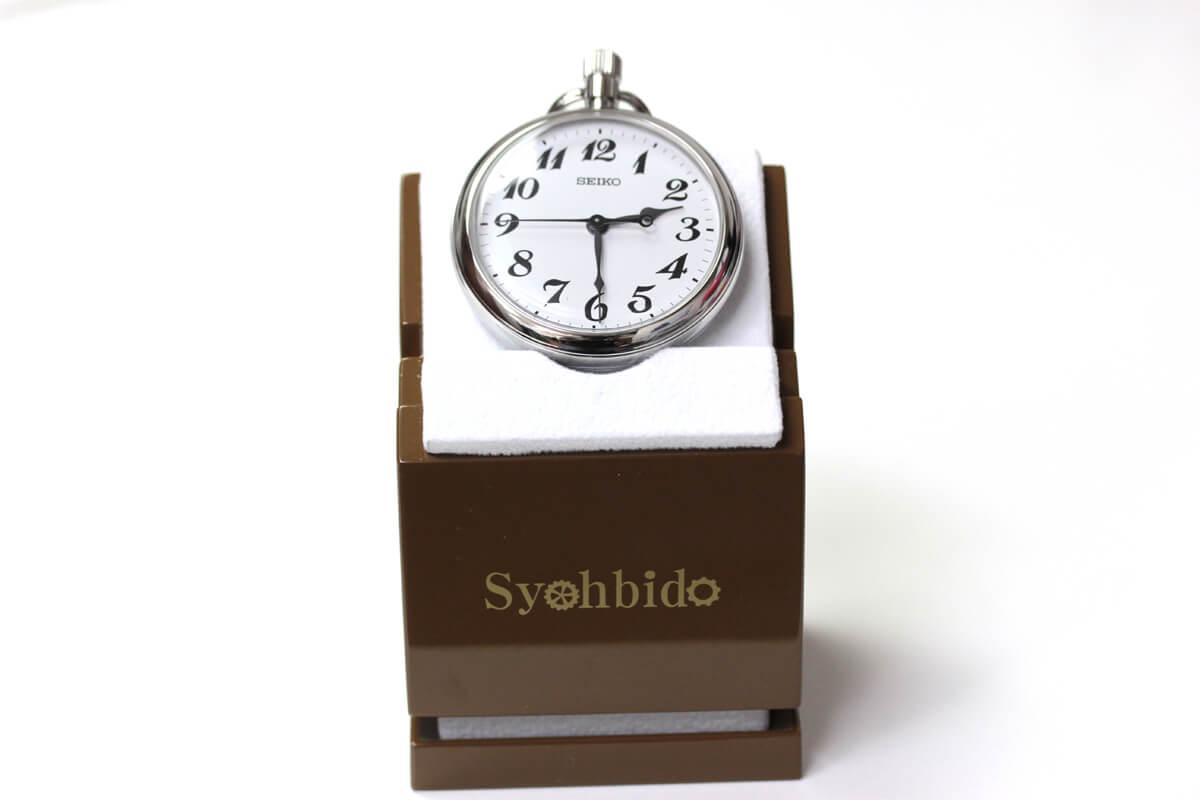 セイコー 鉄道時計 svbr003