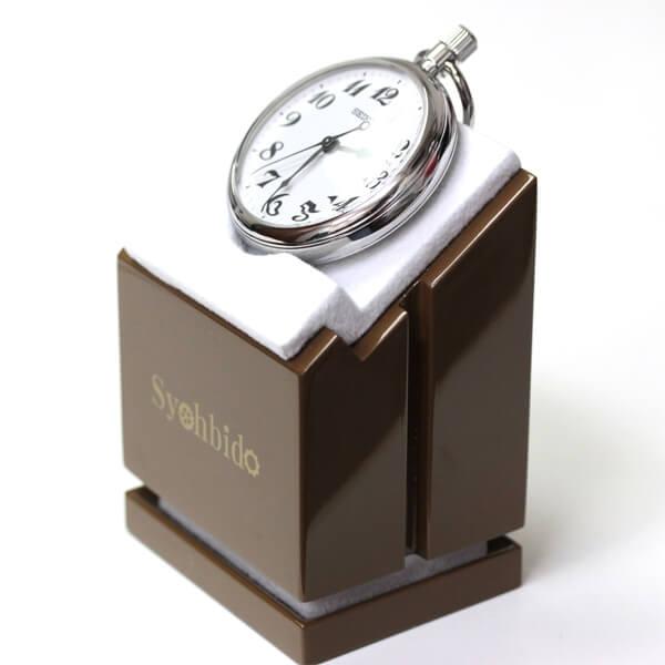 セイコー 鉄道時計 スタンド イメージ画像1
