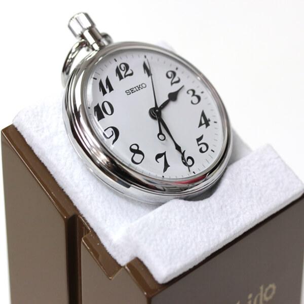セイコー 鉄道時計 スタンド イメージ画像2