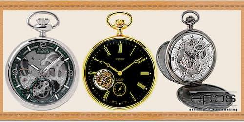 エポス(EPOS)懐中時計