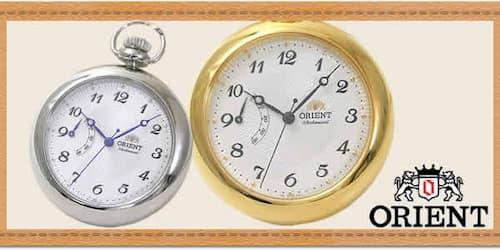 ORIENT(オリエント)/懐中時計