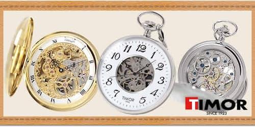 TIMOR(ティモール)懐中時計