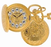 ティソ、TISSOT 懐中時計 T81.4.209.83