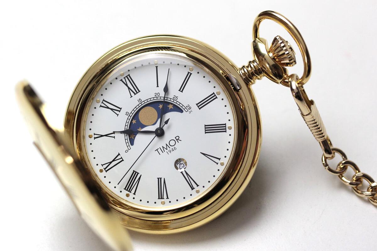 timor(ティモール) 懐中時計 tp104ja01 ハンターケース