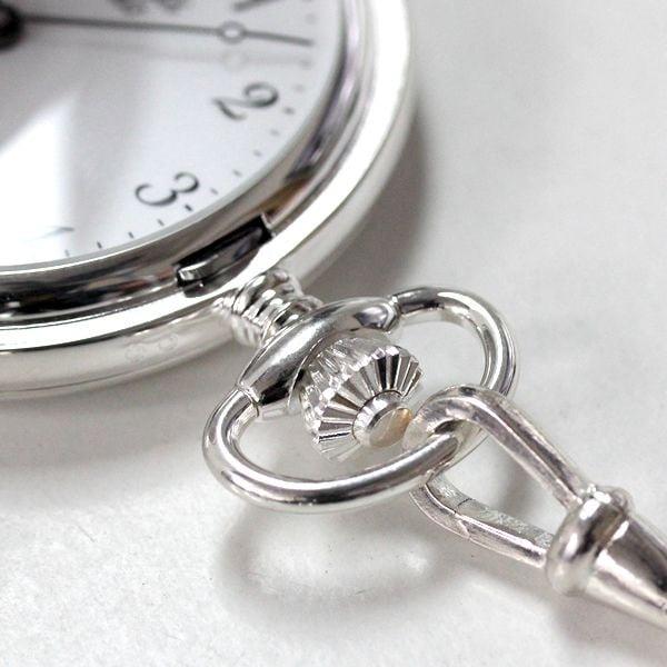 懐中時計、リューズ部分