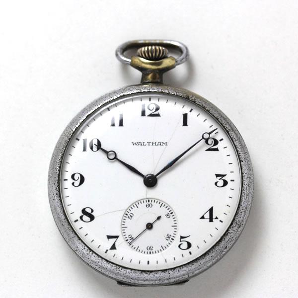 ホイヤー 1940年代クロノグラフ懐中時計