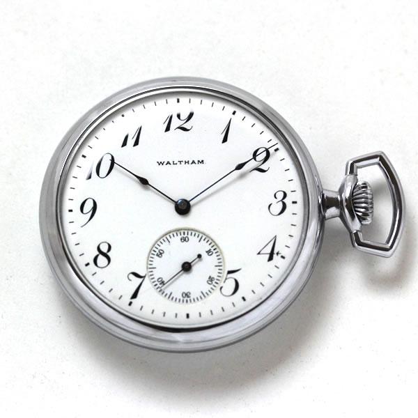 1895(明治28)年式のウォルサム懐中時計